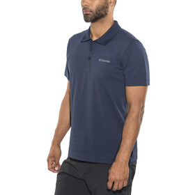 Columbia Elm Creek Stretch Polo Shirt Men collegiate navy